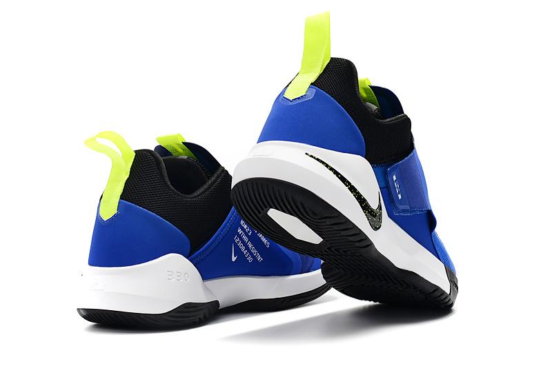133b15ee1d2a33576e90a6d83e0bfe96 - Nike Ambassador XI 詹姆斯使節11代低筒籃球鞋 寶藍色 無鞋帶 超熱賣❤️