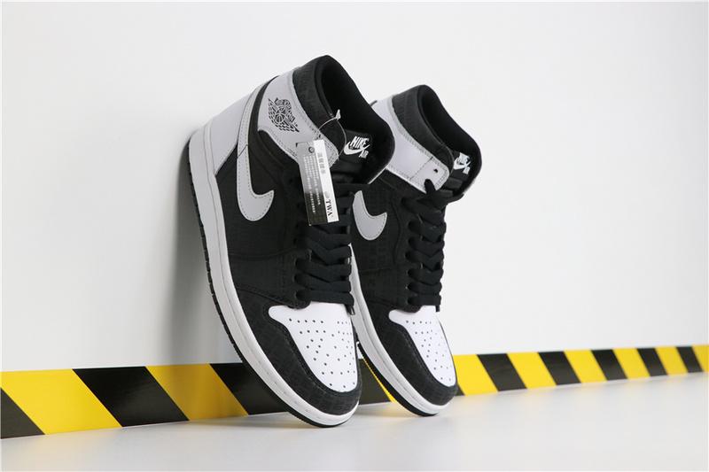 1f173d5c9948c57cab8d933035bff21a - Air Jordan 1 Re2pect 喬丹1代 黑白灰 3M反光 高筒 休閒運動鞋 品質嚴選❤️
