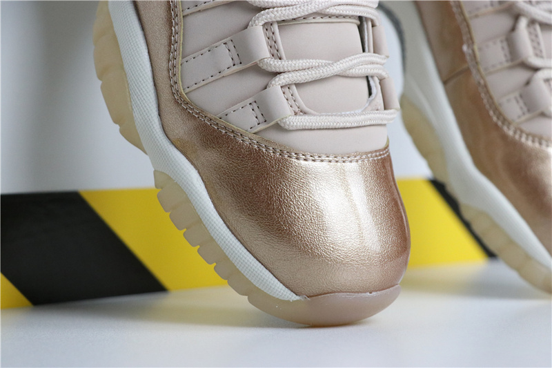 3e4177979e594eeba5062bcac3a91d32 - Air Jordan 11 Low GS  Rose Gold AH7860-105 喬11低幫玫瑰金女款