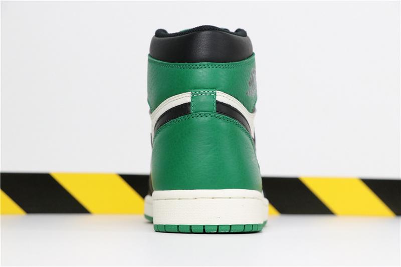 4798554307e021424c639c57932ea612 - Air Jordan 1 Pine Green 喬丹1代 黑綠腳趾 男款 高筒 休閒籃球鞋 熱銷推薦❤️