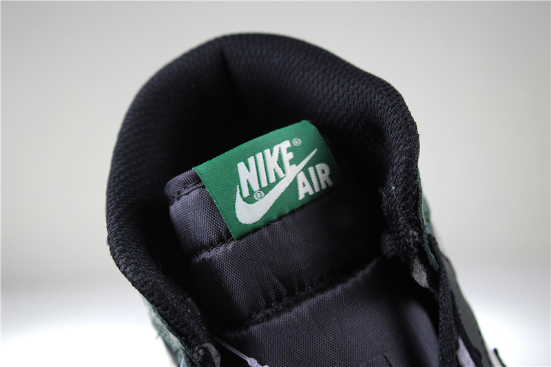 497126175ad730f202bfaee5b35f7588 - 喬丹1代 Air Jordan 1 Pine Green 喬1黑綠腳趾男女款