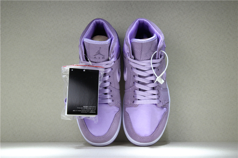 6844a8c9accf610436d5399db2fdbd7e - Air Jordan 1 Retro High  Hydrogen Blue AO1847-550 橋1綢緞紫女款