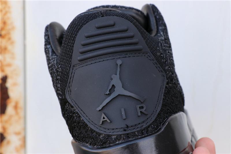 75a00a03802ca6c760cb7bfbc1a4af9c - Air Jordan 3 Flyknit  Black AQ1005-001 喬3灰綠編織夜光男款