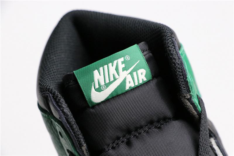 7a1b4e6cab4399ba2f2b34b081a6eaae - Air Jordan 1 Pine Green 喬丹1代 黑綠腳趾 男款 高筒 休閒籃球鞋 熱銷推薦❤️