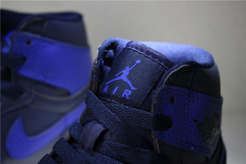 7ed6174c88bc7611f84859200d3b75f1 - Air Jordan 1 Pairs Obsidian And Royal 男子籃球鞋