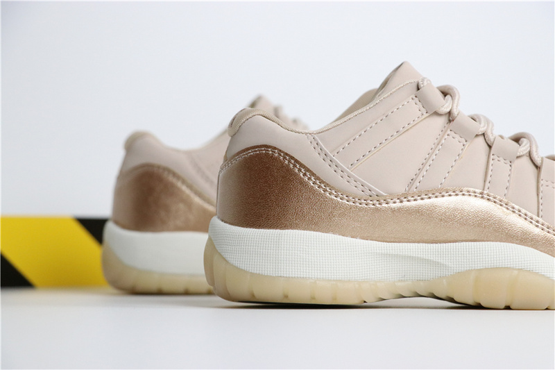 d6d00f11ee2218a54a094b96869b0107 - Air Jordan 11 Low GS  Rose Gold AH7860-105 喬11低幫玫瑰金女款