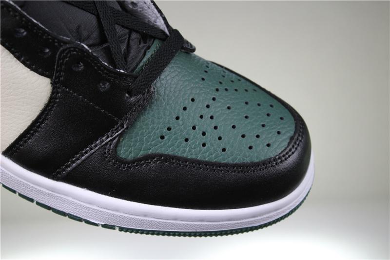 e23a9c5a3c356ceade013540bb4c87c7 - 喬丹1代 Air Jordan 1 Pine Green 喬1黑綠腳趾男女款