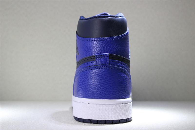f6dfaf19fbeb4ed55b089b0d934cd78a - Air Jordan 1 Pairs Obsidian And Royal 男子籃球鞋