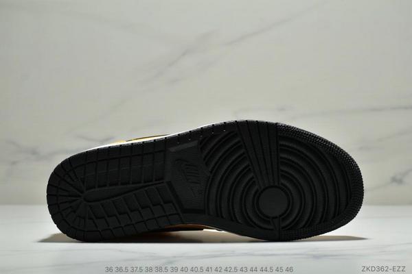 00b614dffe88eaf8ce9f1339568e51da - NIKE Air Jordan 1 Mid 211S4821 黑黃小新歡 計程車配色