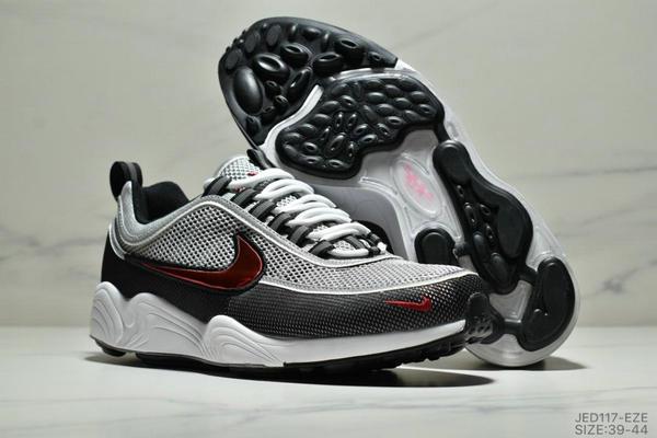 01431023b5d65393f8591a60680dcb5a - NIKE ZOOM SPRDN 運動 慢跑鞋 網面 透氣 舒適緩震 男鞋 白黑紅