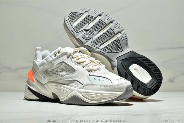 05f374c3f4537736744a75d6fdb000f4 - Nike Air M2K Tekno 復古老爹鞋 男女款 白橘