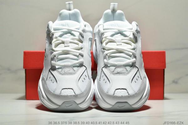 07335061d296a1f53e2c642ca67cf0a3 - Nike Air M2K Tekno 復古老爹鞋 男女款 白色