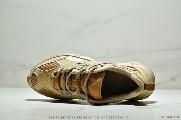 07be96c7751e6ca88da5991131e5e037 - Nike M2K Tekno SP復古潮流百搭休閒運動旅遊老爹鞋 情侶款 亞麻黃沙棕