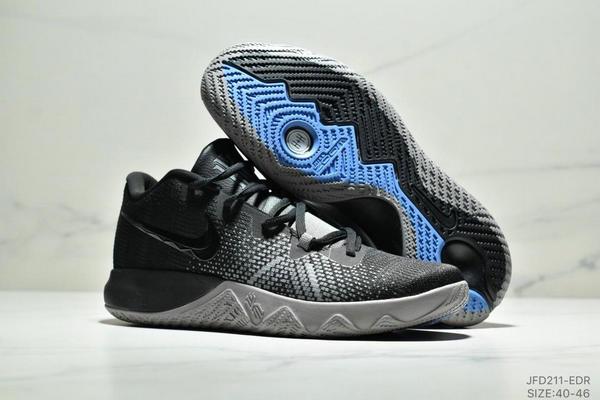 0fdfcf3c0d95161d6c4d4a020375b00b - Nike KYRIE FLYTRAP II EP男子籃球鞋 戰靴 男款 黑灰