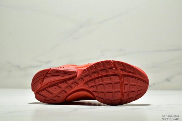 1456d08f74d2793fa6fdeae58d05c1c1 - NIKE Presto Flyknit 魚骨 編織 情侶款 紅色