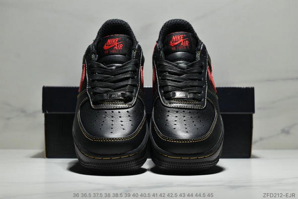 14b351478fc2c06526fecc3990055c69 - VLONE x Nike Air Force 1 之市售版空軍一號陳冠希超限量VLONE簽名版 低幫聯名款 情侶款 黑紅