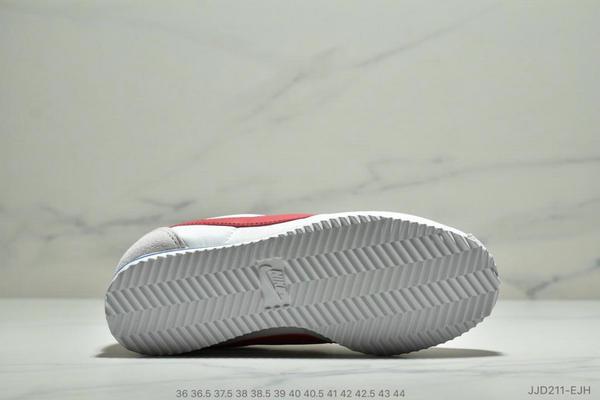 197e09b36a594481d1e337a67a394724 - Nike Classic Cortez Betrue 阿甘 復古跑鞋 情侶款 白灰紅