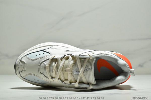 1bb1cc5294a7ee730593a2164a34bf46 - Nike Air M2K Tekno 復古老爹鞋 男女款 白橘