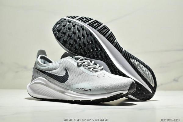 1c2f748461cd93a0673fef177e3b91b3 - NIKE EXP-Z07 登月V14.5 運動休閒跑步鞋 男款 灰黑