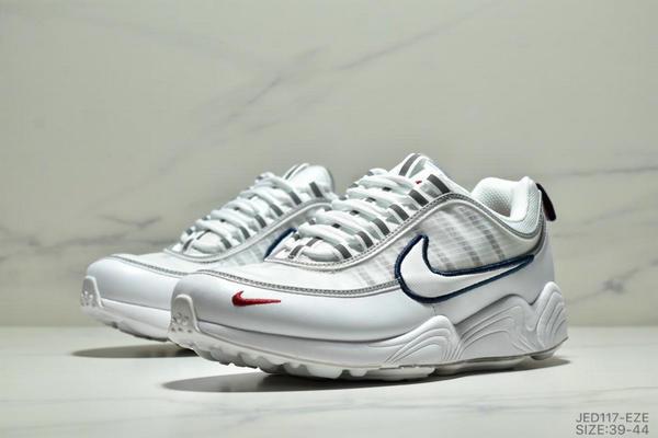 1e32012fdc67afb731e2fcf063e15e7e - NIKE ZOOM SPRDN 運動 慢跑鞋 網面 透氣 舒適緩震 男鞋 白紅藍