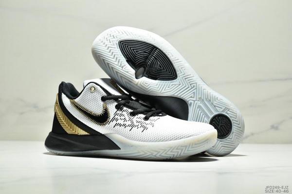 1f7a0f8b18060b4fcb9075495b54daa2 - NIKE KYRIE FLYTRAP II 簡版 全明星季後賽實戰靴 男款 白黑金