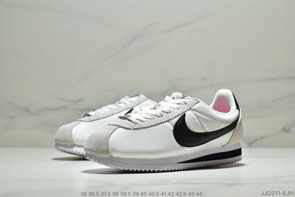 202155cd5ffe80ed22401de4b3276302 - Nike Classic Cortez Betrue 阿甘 復古跑鞋 情侶款 白灰黑