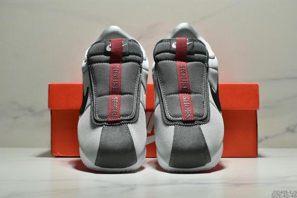 236a35e30b4633599a500aa18912b5ae - Nike Cortez Kenny IV 110E2022聯名 全新阿甘一腳蹬設計 運動休閒慢跑鞋 男鞋 灰黑紅