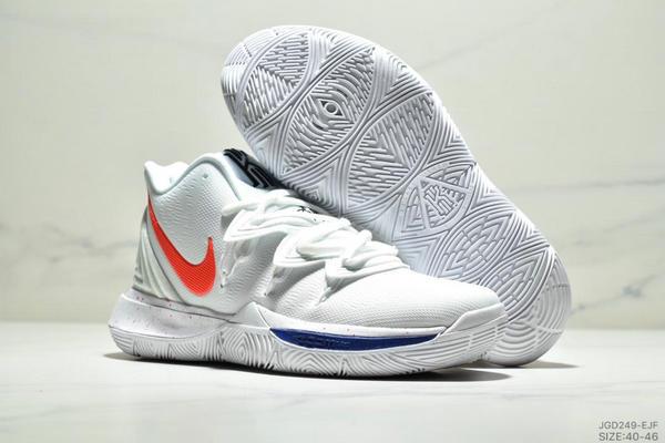 28c5b1a0974ba2925bbe422d25a084ae - Nike KYRIE 5 EP 艾文5代 內建氣墊 實戰籃球鞋 男鞋 白橘