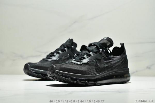 2981890c83967d02df2743d752708b54 - Nike React Element 87 Max 2019 氣墊 男款 黑色