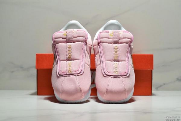2bba1d193b395bac3e53b802dae0da87 - Nike Cortez Kenny IV 110E2022聯名 全新阿甘一腳蹬設計 運動休閒慢跑鞋 女鞋 粉黃