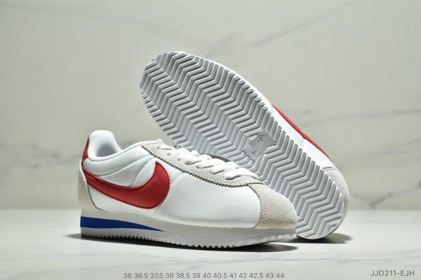 2e38dce1c0f4a1bb56284b4c78a46f7c - Nike Classic Cortez Betrue 阿甘 復古跑鞋 情侶款 白灰紅