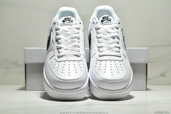 2eda2ea131673555b773cc59966e2003 - Nike Air Force 1 07 空軍一號經典百搭板鞋 白灰 男女款