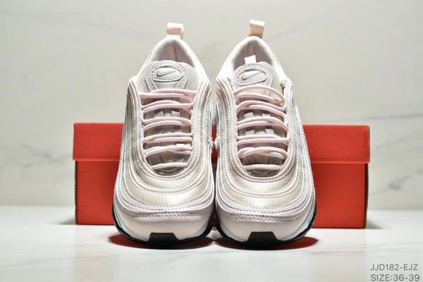 2f965c1930786950e358fd0a995b1d54 - NIKE AIR MAX 97 OG UNDFTD 97復古全掌小氣墊減震跑鞋 女鞋 淺粉