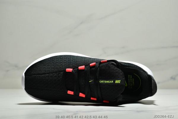 311904c9a7d77e3db9f479493ad578e9 - Nike VIALE維亞爾系列網面輕便運動休閒跑步鞋 男款 黑紅綠