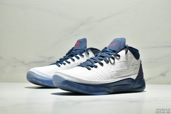 32054ef4c1a3ebbbc93fd1d40ff23af7 - NIKE KOBE AD EP科比實戰籃球鞋運動鞋 男款 白深藍紅