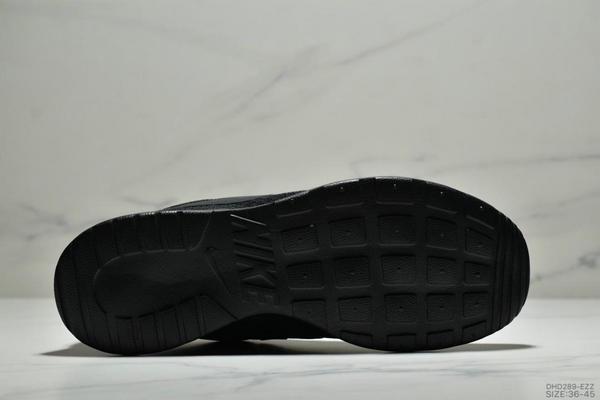 333fd268bede13dcbc14d27df2bbc6c5 - Nike Wmns Tanjun SE 倫敦三代 尼龍韌性透氣網面 男女鞋 全黑