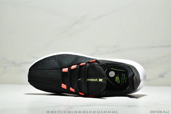 36e6d4472b5523fe0a07b9c46f306b9e - NIKE VIALE 倫敦5代 輕便男女減震文化運動休閒鞋 黑熒光綠紅
