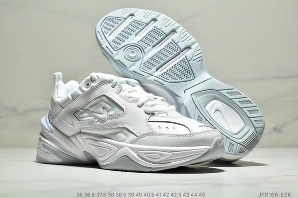 3820c8f3f09173a2c169304e476739b7 - Nike Air M2K Tekno 復古老爹鞋 男女款 白色