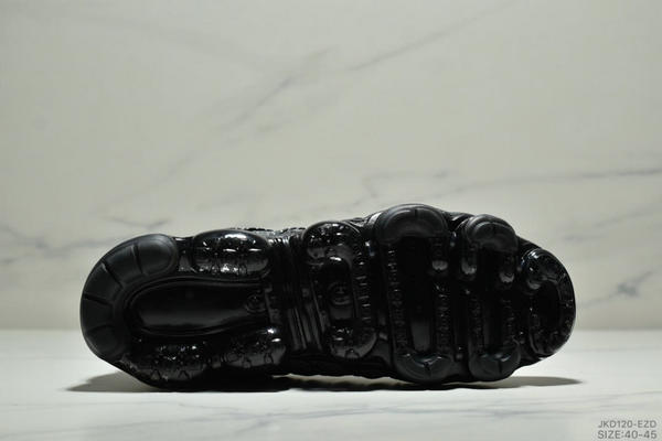 3895483df56dec0c11e2afd562d031fe - Nike Air Vapormax Flyknit 全掌大气垫减震慢跑鞋 男款 黑白紅