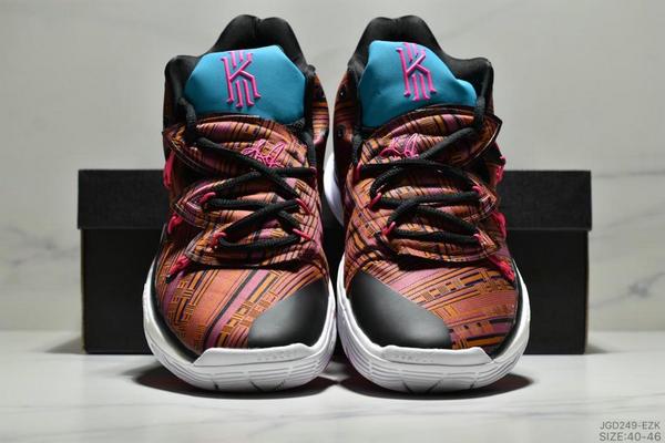 3b91e1e33c4e550e8c26ec926c541235 - Nike Kyrie 5 Bhm 54S3211 歐文5室內實戰休閒運動籃球鞋 男款 如圖