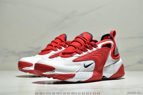 3c8404496f340df24636bf6c8653c25e - Nike Zoom +2K Sneaker White/Black Zoom 2000復古百搭老爹慢跑鞋 男女款 白紅黑