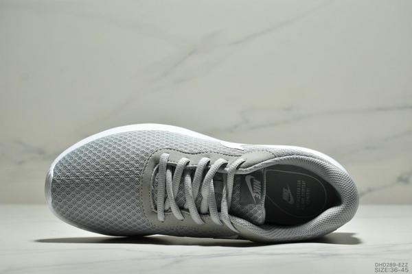 42b0dd8210a63d904f52eb716d36f709 - Nike Wmns Tanjun SE 倫敦三代 尼龍韌性透氣網面 男女鞋 灰色
