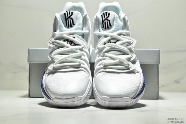 4349e64ff803b70422cc315a1797e26e - Nike KYRIE 5 EP 艾文5代 內建氣墊 實戰籃球鞋 男鞋 白橘