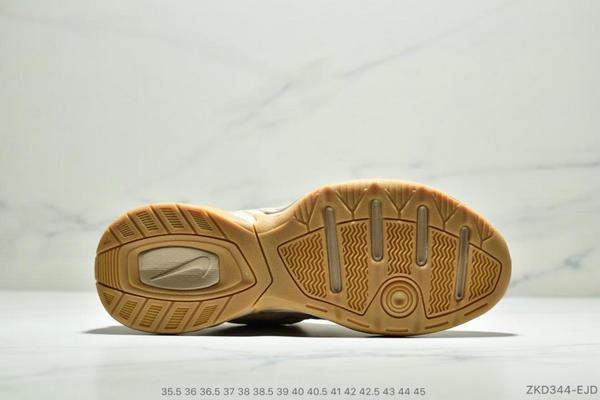 44533fd9a5592da3e54a8f8b04c16bda - Nike M2K Tekno SP復古潮流百搭休閒運動旅遊老爹鞋 情侶款 亞麻黃沙棕