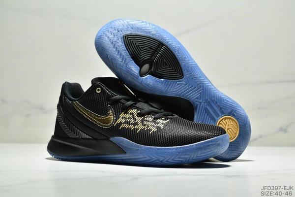 471de82fee6953c69c9b0a4a3d2535e9 - NIKE KYRIE FLYTRAP II 簡版 全明星季後賽實戰靴 男款 黑金