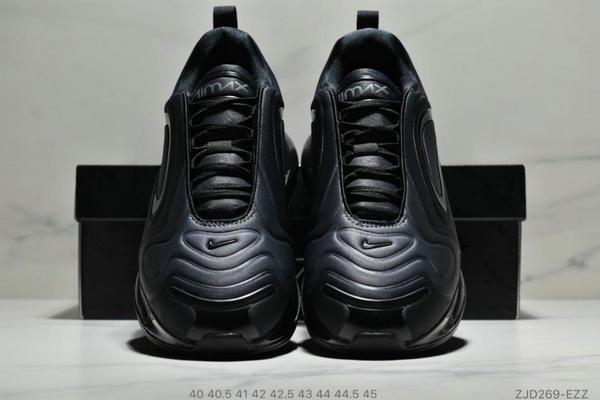 49518a2566580a30e842f15e8a5911b9 - Nike Air Max 720 天眼 氣墊部分 男款 黑色