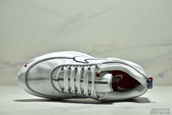 52edf695d19e9495d4f60bc4307ba5e8 - NIKE ZOOM SPRDN 運動 慢跑鞋 網面 透氣 舒適緩震 男鞋 白紅藍