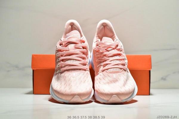 559eea86a7210163db1ba3e8972b9bc1 - Nike Air Zoom Vomero 14代 內建4/3氣墊 馬拉鬆拉線緩震運動跑步鞋 女款 粉白