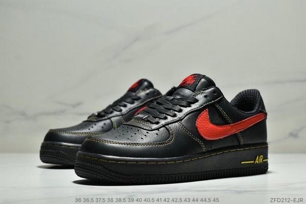 560c2f7236f35e4eb80bbb52b19a8ee2 - VLONE x Nike Air Force 1 之市售版空軍一號陳冠希超限量VLONE簽名版 低幫聯名款 情侶款 黑紅