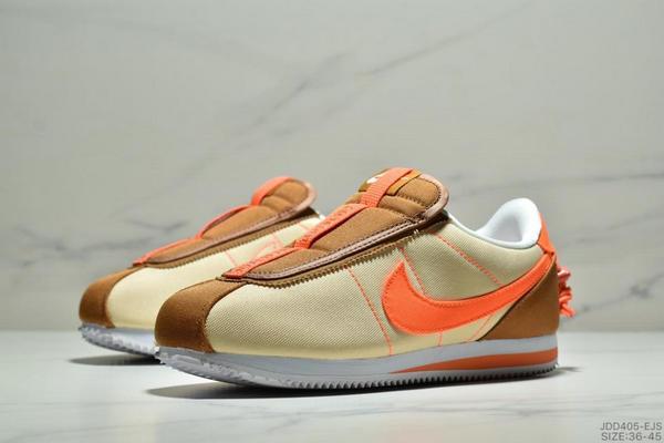 561f241e4c585b40aab18d50d6585acb - Nike Cortez Kenny IV 110E2022聯名 全新阿甘一腳蹬設計 運動休閒慢跑鞋 男女鞋 黃橘